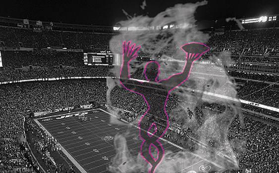 Football Phantom by Michael Chatman