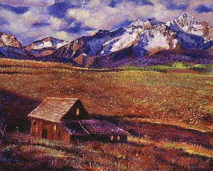 Foothill Ranch by David Lloyd Glover