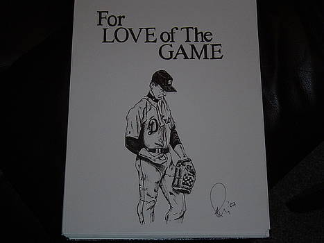 For Love of the Game by Raymond Nash