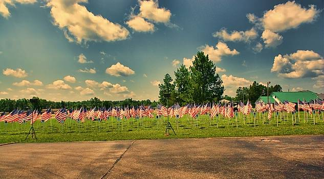 For The Fallen Of Arkansas by Rick Friedle