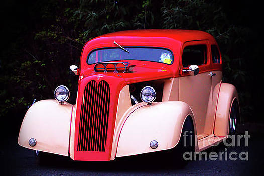 1934 Ford Coupe Hot Rod by Baggieoldboy