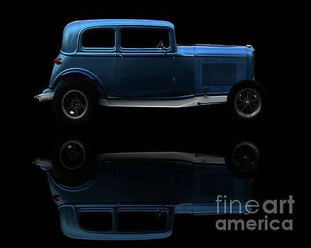 Ford Hot Rod Refection by Baggieoldboy