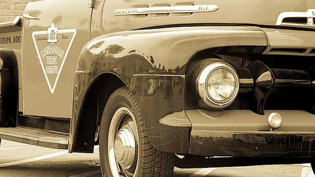 Ford Mercury Truck by Nick Mares