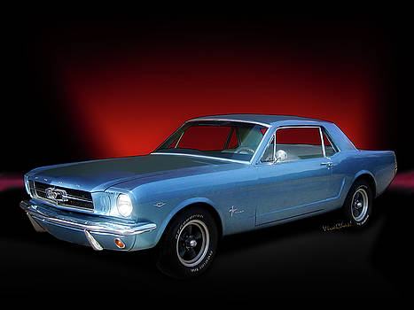 Ford Mustang Gen One 1964-1973 by Chas Sinklier