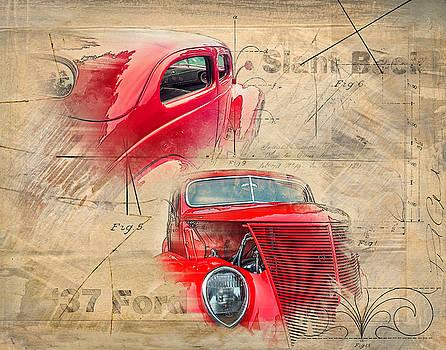 Ford Slant Back by Phil Clark