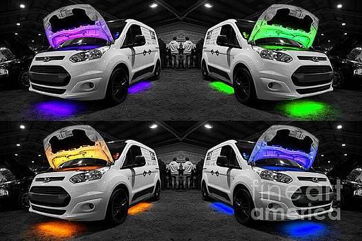 Ford Van Colours by Vicki Spindler