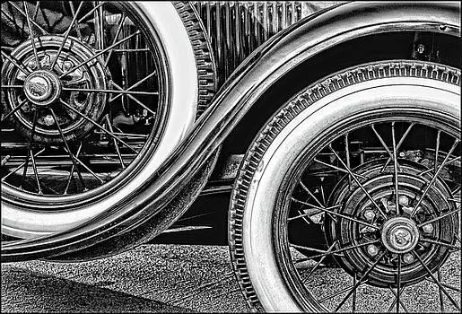 Ford Wheels by Vicki McLead