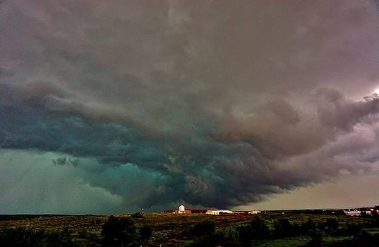 Foreboding Skies by Ed Sweeney