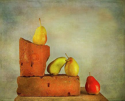 Forelle Pears by Theresa Tahara