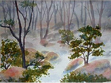Forest Mist by Darla Brock