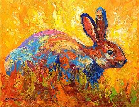 Marion Rose - Forest Rabbit II