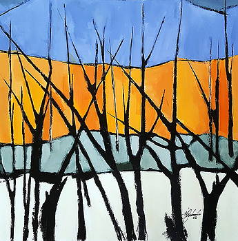 Forest Redux by John Chehak