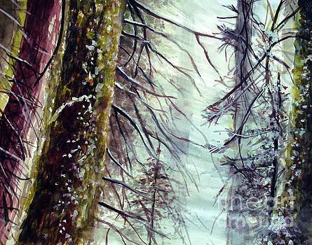 Forest Talk by Allison Ashton
