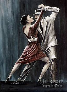 Forever Tango by Judy Kirouac