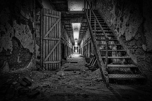 Forgotten Cell Block by Jose Vazquez