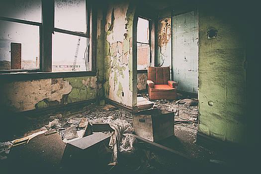 Forgotten Conversations by CJ Schmit