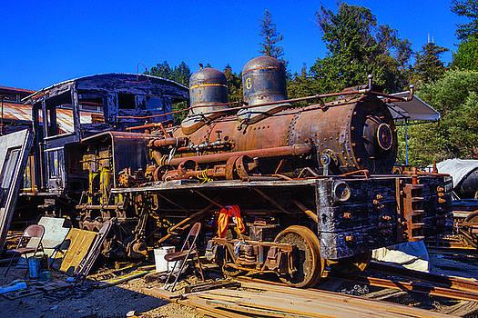 Forgotten Engine by Garry Gay