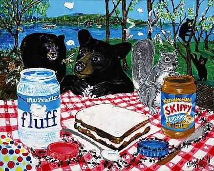 Forgotten Fluffernutter by Jonathan Morrill