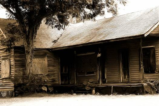 Forgotten by Gulf Island Photography and Images