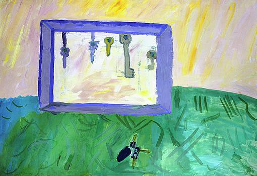 Forgotten keys by Aleksandr Volkov