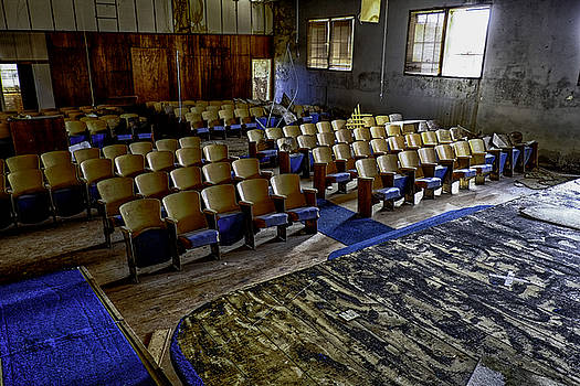 Forgotten Oklahoma School by David Longstreath