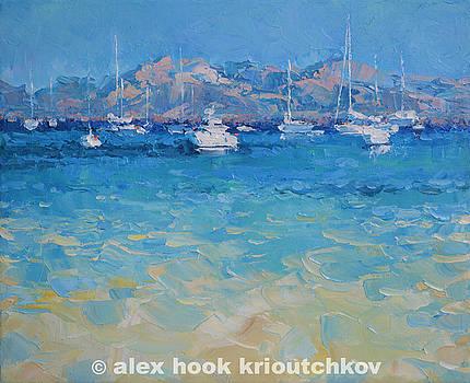 Formentor. Mallorca by Alex Hook Krioutchkov