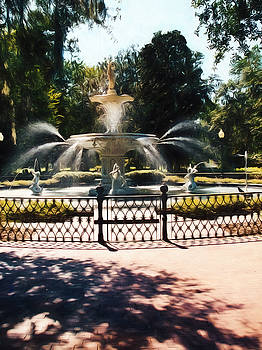 Barry Jones - Forsyth Park Fountain - Savannah - GA