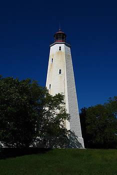Raymond Salani III - Fort Hancock Lighthouse