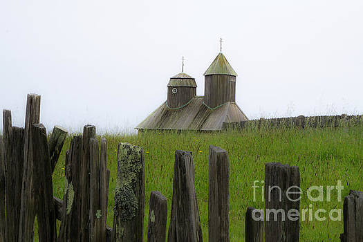 Fort Ross, Sonoma County by Terry Lynn Johnson