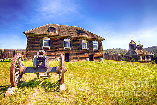 Fort Ross State Historic Park by Jason Abando