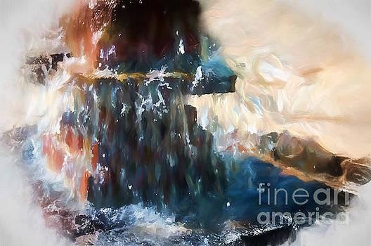 Fountain Pleasure by Margie Chapman