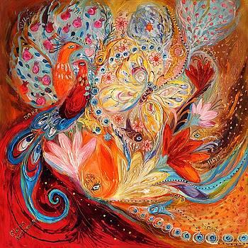 Four Elements III. Fire by Elena Kotliarker