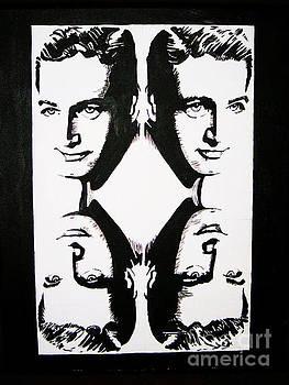 Four Newman by Bonnie Cushman