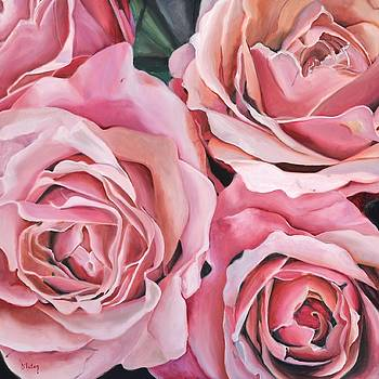Four Roses by Donna Tuten