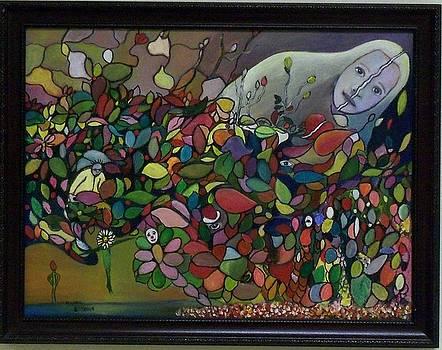 Four Seasons by Patricia Velasquez de Mera
