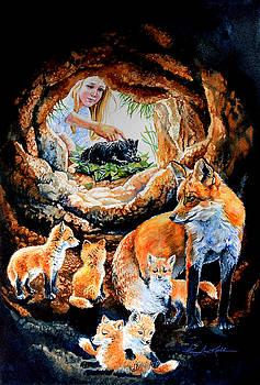 Hanne Lore Koehler - Fox Family Addition