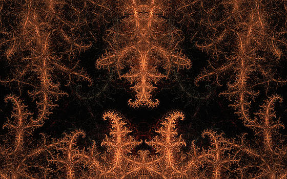 Fractal Foundations by GJ Blackman