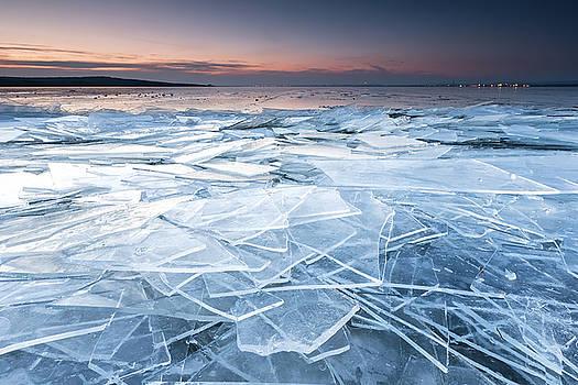 Frail Lake by Evgeni Dinev