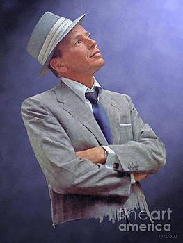 Frank Sinatra by Stephen Shub