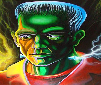 Frankenstein by Joshua South