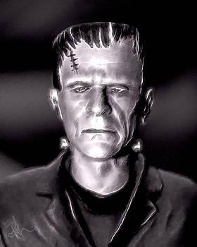 Frankenstein by Pennie McCracken