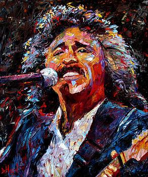 Freddie Fender by Debra Hurd