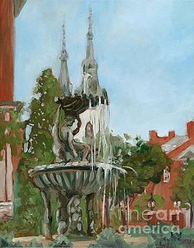 Edward Williams - Frederick Fountain 2