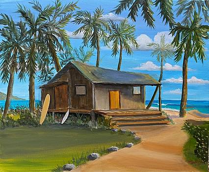 Fred's House by Bob Hasbrook