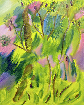 Free Feeling by Meryl Goudey