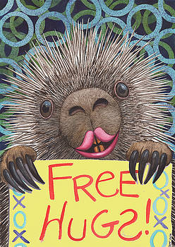 Free Hugs by Catherine G McElroy