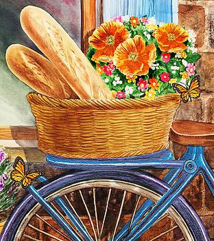 Irina Sztukowski - Free Ride To The Bakery