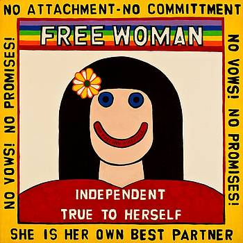 Free Woman by MaryAnn Kikerpill