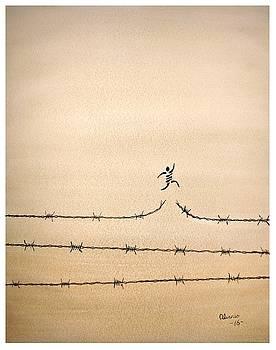 Freedom by Edwin Alverio
