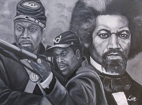 Freedom Fighters by Joseph Love